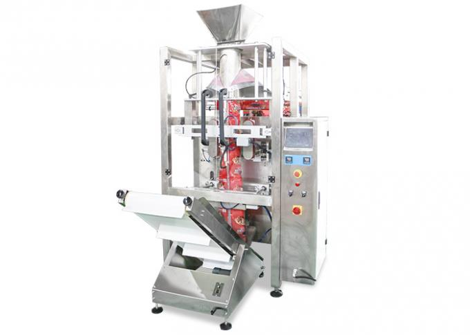 Corn / Wheat / Turmeric Powder Packing Machine With PLC Control