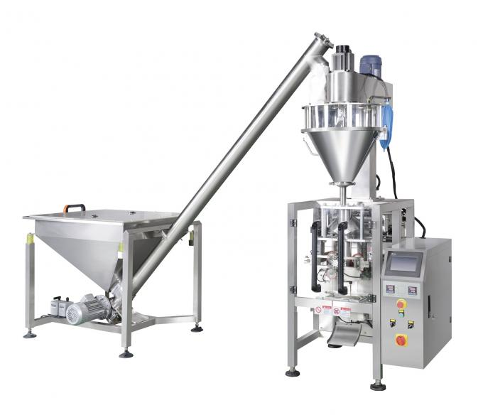 Fully Automatic Flour Packing Machine , Ice Cream Powder Packing Machines