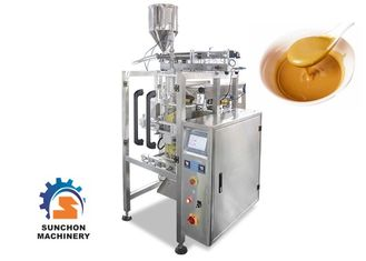 China Automatic Liquid Packaging Machine For Peanut Butter High Speed Product supplier