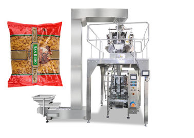 China Automatic Pasta Packaging Machine , 14 Heads Weigher Automatic Packing Machines supplier