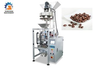 China CE Fully Automated Packing Machine For Salt / Rice Pneumatic Driven supplier