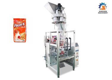 China Candy Volumetric Packing Machine Stainless Steel/ Mild Steel Material supplier