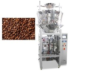 China Multi Function Vertical Form Fill Seal Machine For Coffee Beans 2000ml / Bag supplier