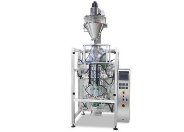 Chili / Pepper Powder Packaging Machine With Servo Motor PLC Control