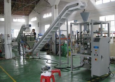 China Linear Weigher Multi Head Packing Machine , PE Film Multi Packaging Machine supplier