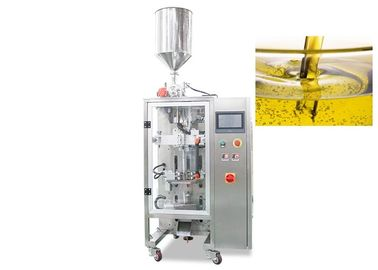 China Vertical Automatic Sachet Packaging Machine , CE Liquid Packing Machine supplier