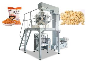 China Stainless Steel 220V Food Packing Machine , Max 1000ml Measuring Range supplier