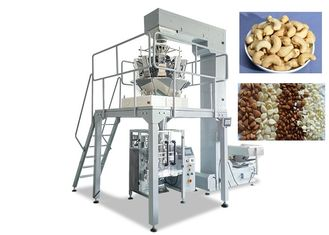 China Plastic / Aluminium Snack Packaging Machine , VFFS Packing Machine For Food Products supplier