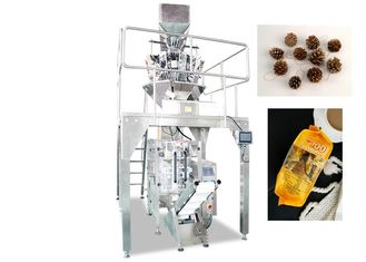 Durable Ffs Vertical Packaging Machine , High Precision Popcorn Packaging Machine