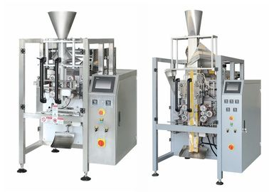 Automatic Form Fill And Seal Packaging Machines , Auger Vertical Packaging Machine