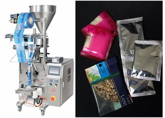 China Automatic Sugar Sachet Packing Machine 5 - 70 Bags / Min Packing Speed supplier