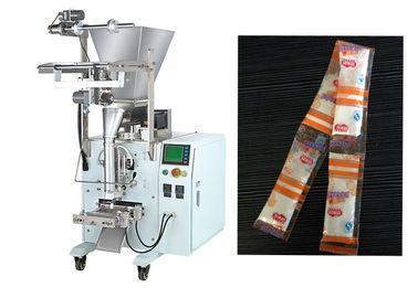 China Professional Semi Automatic Packaging Machine For Sachet / Milk Powder supplier