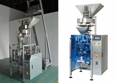 Volumetric Form Fill Seal Packaging Machine , Durable Volumetric Cup Filler Machine