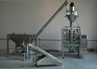 China Soap Powder Semi Automatic Packaging Machine 0.2 - 1% High Accuracy Filler supplier