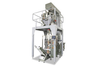 China Automatic Multihead Weigher Packing Machine , Biscuit / Candy Packaging Machine supplier