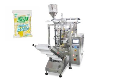 China Automatic chemical formula dishwashing liquid Packaging Machine 220V / 380V factory