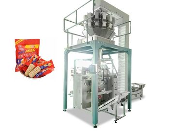 China Vertical Oats Chocolate Sachet Packing Machine Full Automatic 2.2kw supplier