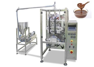 China Automatic Stick Chocolate Paste Packing Machine with Filling , Sealing , Wrapping  Function supplier