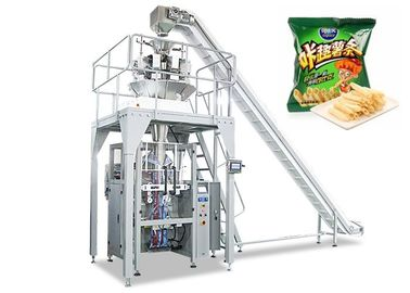 China Automatic Food Packing Machine , Vertical Apple Chips Packing Machine supplier