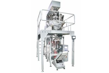 China Biscuit Candy Food Packing Machine With Fast Speed 5 - 70 Bags / Min supplier