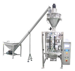 Caltrop / Corn / Wheat Powder Packaging Machine High Speed 2.2kw