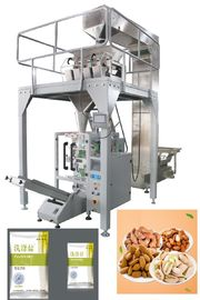 China Sugar / Salt / Seed Multihead Weigher Packing Machine With 4 Heads 1000ML Volume factory