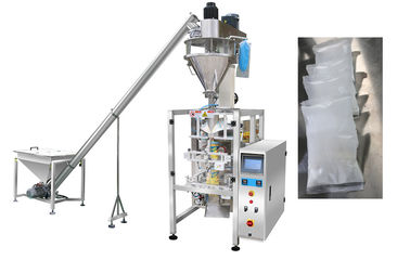 Quick Speed 3 Or 4 Side Sealing Packing Machine For Peper / Chili Powder Sachet