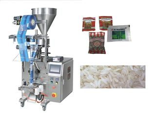 China Small Snacks Packing Machine With Metal / Plastic Material 300Kg Weight supplier