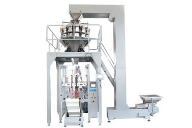 China Small Hardware Parts Vertical Packaging Machine With Mild Or Stainless Steel Body supplier