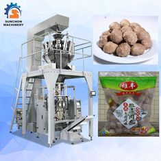 China 100g~1kg Barley chickpeas  Pluses Grain Snack Dry Fruit Crisps Pellet Automatic Vertical Packaging Machine factory