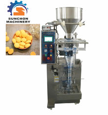Automatic Small Packing Machine for snack peas chips puffed food