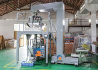 China High Performance Snack Vertical Packaging Machine For Sugar / Chips / Pasta factory