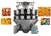 China Food Packing With Scale  Automatic Weighing Multihead Weigher factory