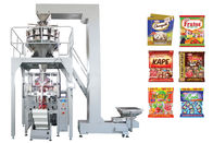 China Multiheads Weighing And Food Packing Machine For Jelly Candy / Sugar / Confectionary factory