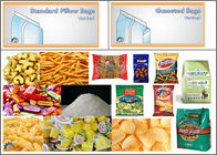Fully PLC Multihead Weigher Packing Machine For Peanut / Dry Fruits / Corns With Vacuum Sealing supplier