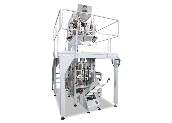 Automatic Macaroni Vertical Packaging Machine Touch Screen Operation supplier