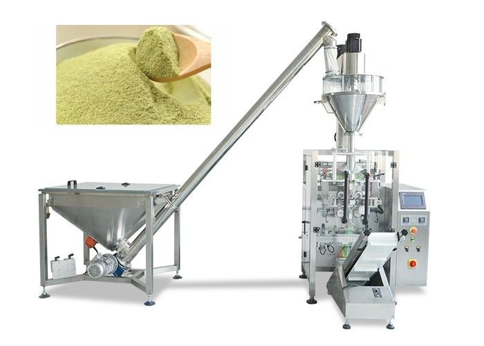 Fully Automatic Flour Packing Machine , Ice Cream Powder Packing Machines supplier