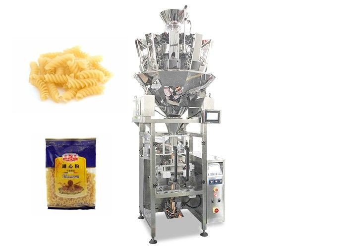 Commercial Multi-head Weigher Pasta Packing Machine Full Automatic supplier