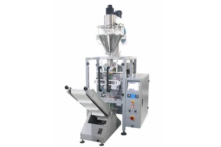Full Automatic Chili Powder Curry Powder Packaging Machine PLC System