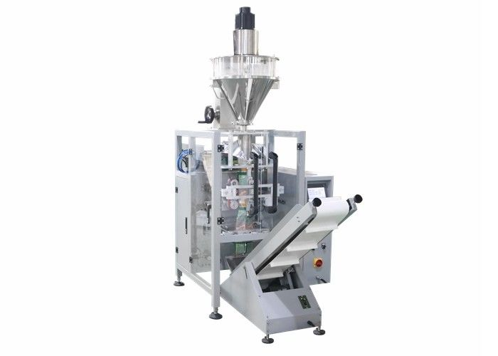 SS304 Malaysia Ginger Powder Packaging Machine Dosing By