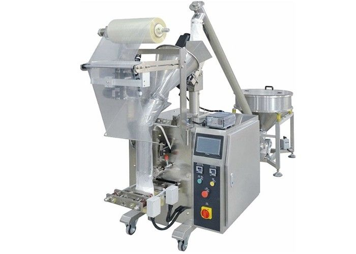 3 / 4 Side Seal Bag Spiece Powder Packaging Machine Automatic High Precision supplier