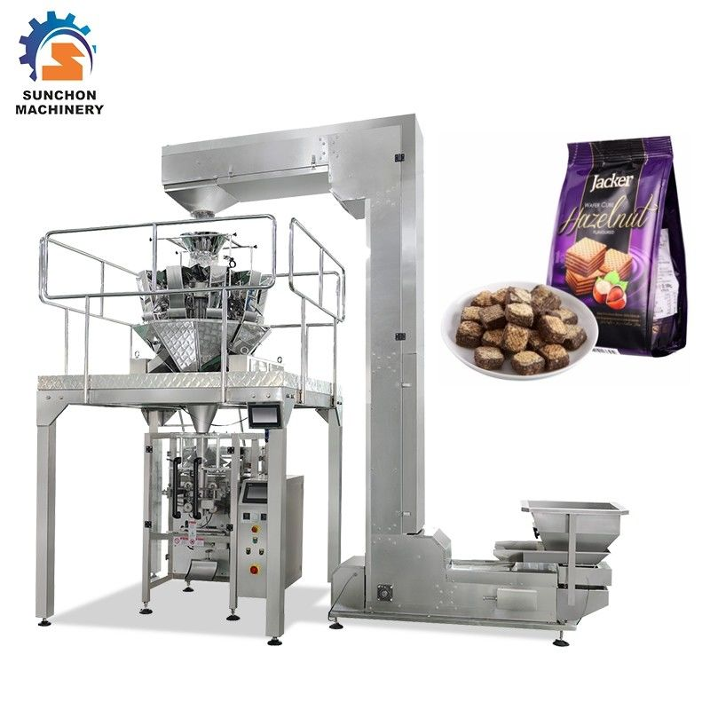 Full Automatic Multi-function Snack Food Packing Machine supplier