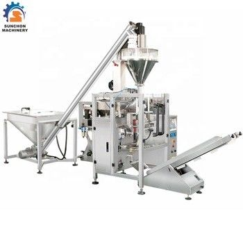 Masala / Medical / Moringa Powder Packing Machine Vertical Automatic supplier