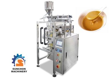 Automatic Liquid Packaging Machine For Peanut Butter High Speed Product