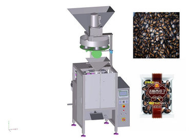 Full Automatic Vertical Pouch Packing Machine , Melon Seed Packaging Equipment