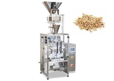 Small Production Granular Food Packing Machine With Eura Hole / PLC Control