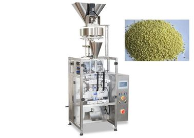 Chemical Fertilizer Granule Packing Machine With Schneider Color Touch Screen