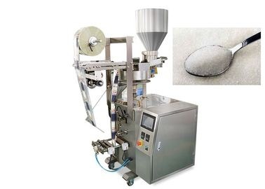 5g 10g 3 Side Sealing Sugar Sachet Packing Machine For Commodity , Food , Medical