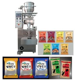Pneumatic Driven Type Sachet Packing Equipment For Chemical , Food , Medical