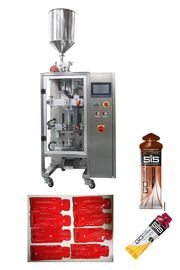 High Speed Automted Vertical Liquid Packing Machine For Chocolatge Jam / Ketchup / Jelly candy
